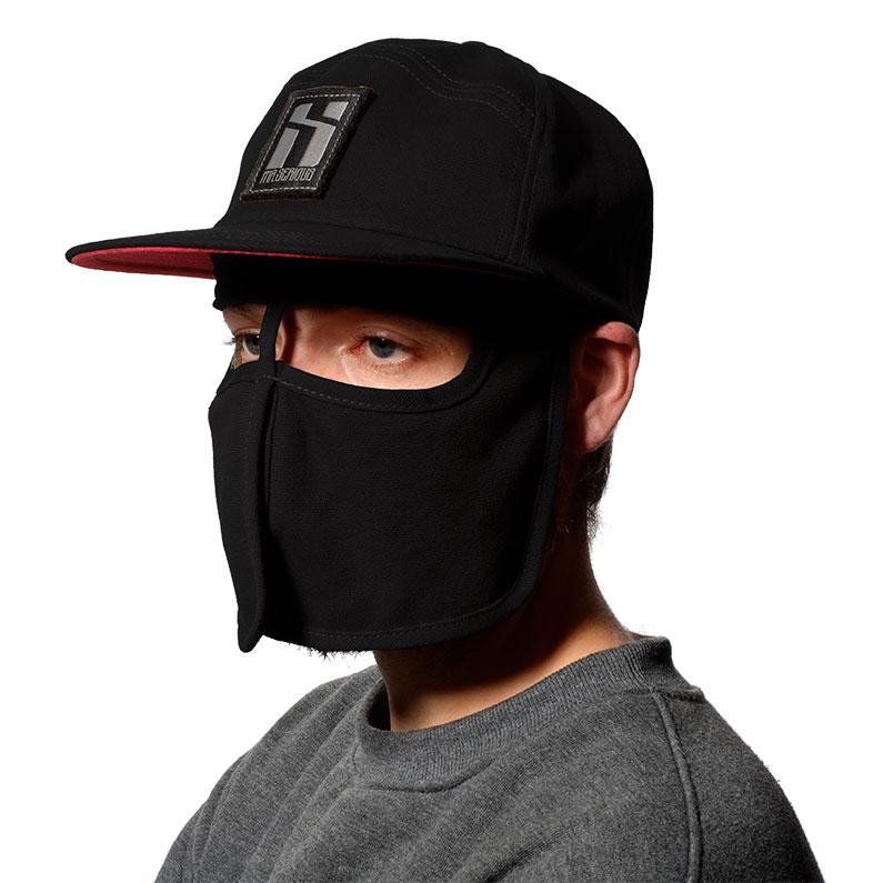 43f94f7c2c4 Mr. Serious Unknown Cap (Black) – Malta Graffiti Shop